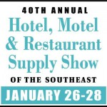 Hotel, Motel & Restaurant Supply Show of the Southeast Logo