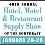 Hotel, Motel & Restaurant Supply Show of the Southeast Logo