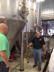 David Waldman, Triton Brewing Company